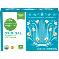 Simple Truth Organic™ Original Microwave Popcorn