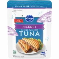 Kroger® Hickory Smoked Flavored Tuna - 2.5 oz