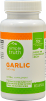 Simple Truth™ Garlic Supplement Capsules 525 mg
