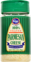 Kroger® 100% Grated Parmesan Cheese