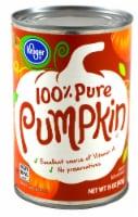 Kroger® 100% Pure Pumpkin