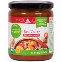 Simple Truth Organic™ Red Curry Simmer Sauce