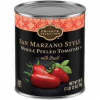 Private Selection™ San Marzano Peeled Whole Plum Tomatoes with Basil