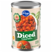Kroger® Diced Tomatoes in Tomato Juice