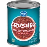 Kroger® Crushed Peeled Tomatoes