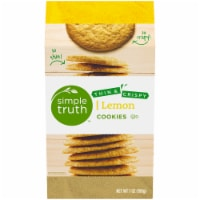 Simple Truth™ Thin & Crispy Lemon Cookies