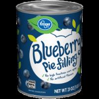 Kroger® Blueberry Pie Filling - 21 oz