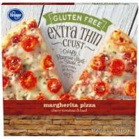 Kroger® Gluten Free Extra Thin Crust Margherita Pizza