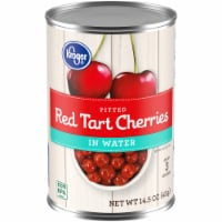 Kroger® Pitted Red Tart Cherries in Water - 14.5 oz