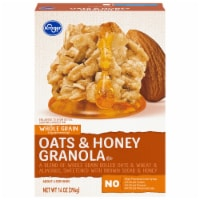 Kroger® Whole Grain Oat & Honey Granola