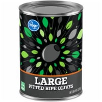 Kroger® Large Pitted Ripe Olives