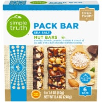 Simple Truth™ Pack Bar Sea Salt Nut Bars 6 ct