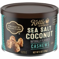 Private Selection™ Kettle Cooked Sea Salt Coconut Cashews