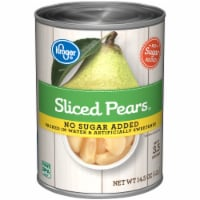 Kroger® Sliced Pears No Sugar Added