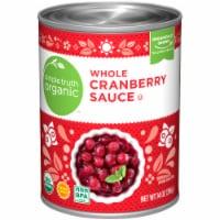 Simple Truth Organic™ Whole Cranberry Sauce - 14 oz