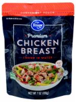 Kroger® Premium Chicken Breast Chunk in Water Pouch
