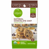Simple Truth Organic™ Oatmeal Chocolate Chip Cookie Dough