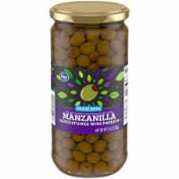 Kroger® Reduced Sodium Manzanilla Olives Stuffed with Pimiento