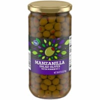 Kroger® Manzanilla Salad Olives with Pimiento