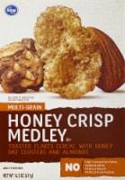 Kroger® Honey Crisp Medley Cereal with Honey Oat Clusters & Almonds