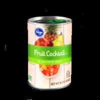 Kroger® Lite Fruit Cocktail in Pear Juice