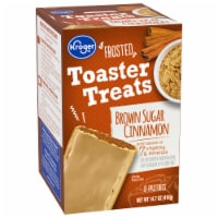 Kroger® Frosted Brown Sugar Cinnamon Toaster Treats