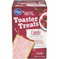 Kroger® Frosted Cherry Toaster Treats 8 Count