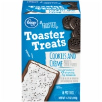 Kroger® Frosted Cookies and Creme Toaster Treats