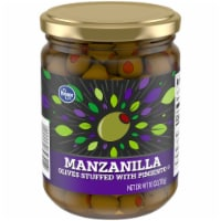 Kroger® Manzanilla Olives Stuffed with Pimiento