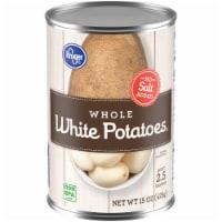 Kroger® No Salt Added Whole White Potatoes - 15 oz
