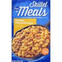 Kroger® Skillet Meals Double Cheeseburger