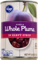 Kroger® Purple Whole Plums in Heavy Syrup
