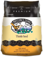 Nature's Song® Thistle Seed Wild Bird Food