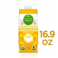 Simple Truth Organic™ Pineapple Flavored Coconut Water