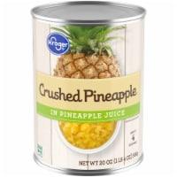 Kroger® Crushed Pineapple in Pineapple Juice