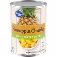 Kroger® Pineapple Chunks in Pineapple Juice