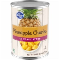 Kroger® Pineapple Chunks in Heavy Syrup