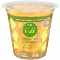 Simple Truth™ Perfectly Pineapple Fruit Cup