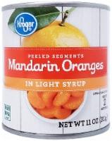 Kroger® Mandarin Oranges in Light Syrup - 11 oz