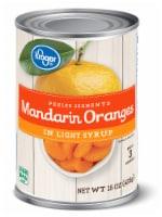 Kroger® Mandarin Oranges in Light Syrup