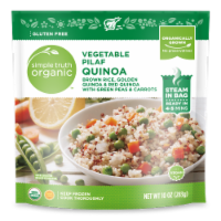Simple Truth Organic™ Vegetable Pilaf Quinoa