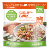 Simple Truth Organic™ Sweet Potato & Zucchini Quinoa