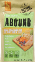 ABOUND™ Chicken & Vegetable Stew with Brown Rice in Gravy Dog Food