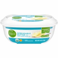 Simple Truth Organic™ Grass-Fed Spreadable Butter