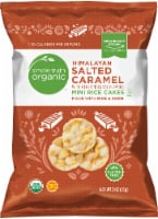 Simple Truth Organic™ Himalayan Salted Caramel Mini Rice Cakes