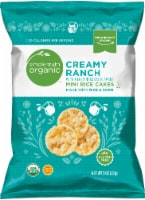 Simple Truth Organic™ Creamy Ranch Mini Rice Cakes