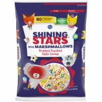 Kroger® Shining Stars with Marshmallows Frosted Toasted Oats Cereal