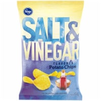 Kroger® Salt & Vinegar Flavored Potato Chips