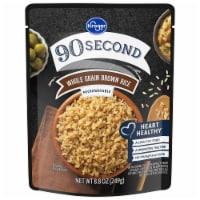 Kroger 90 Second Whole Grain Brown Rice