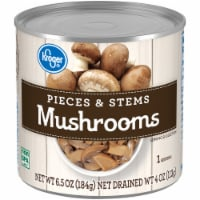 Kroger® Mushrooms Pieces & Stems